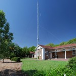 Radio Station 2CCR FM on the historic Balcombe Heights Estate, Baulkham Hills