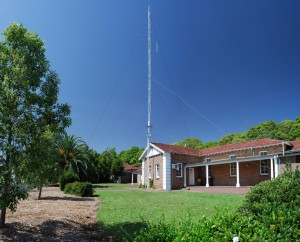 Radio Station 2CCR FM on the historic Balcombe Heights Estate, Baulkham Hills