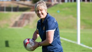 Tarsha Gale women's rugby league