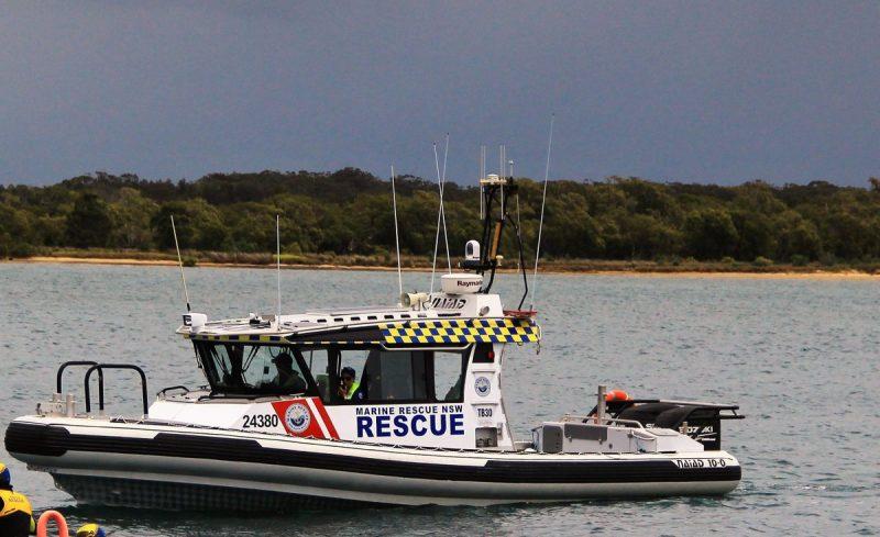 marine rescue nsw